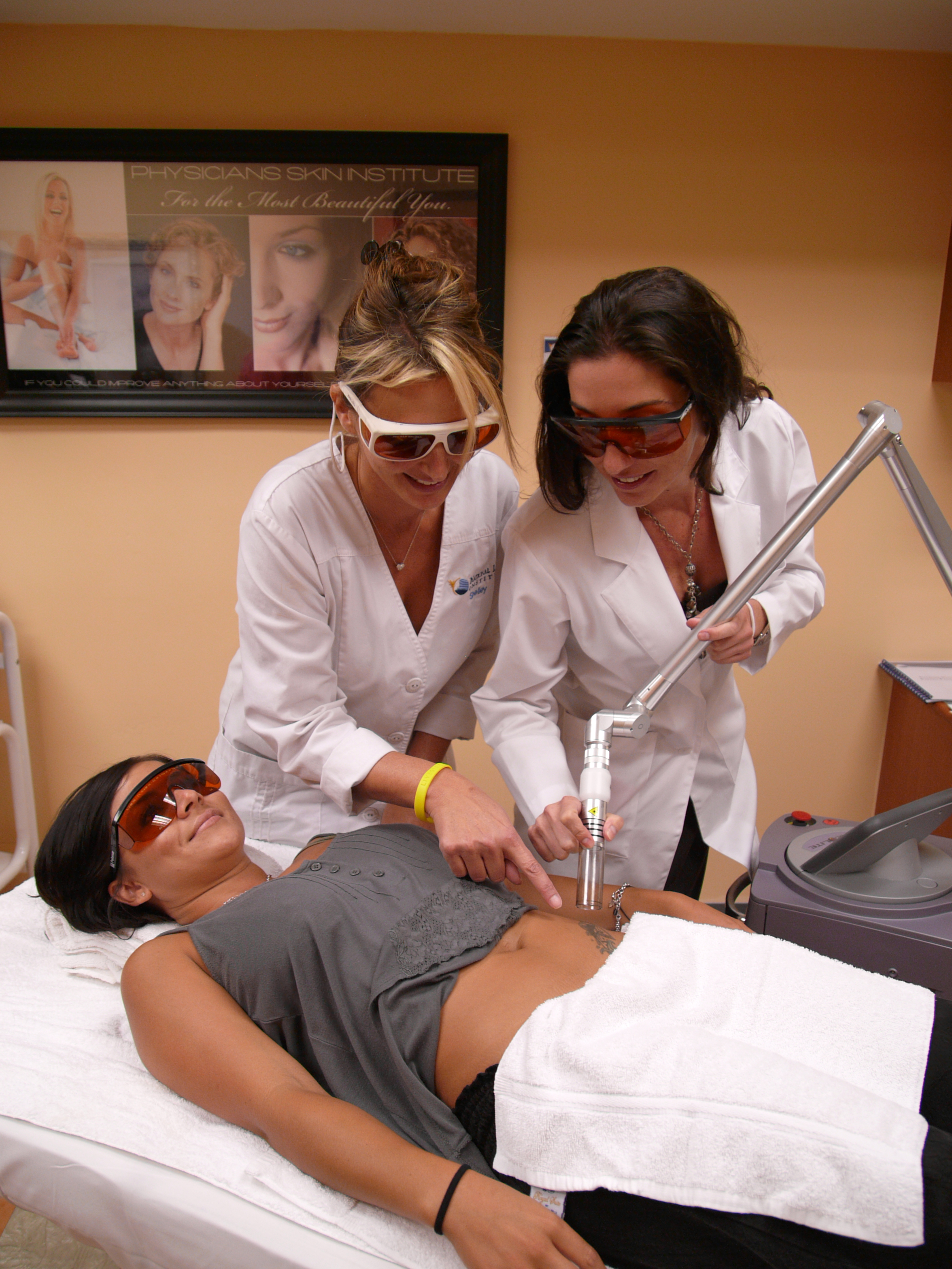 Laser tattoo removal images national laser institute for Dallas tattoo removal clinic reviews