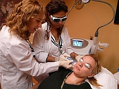 laser training for medical professionals