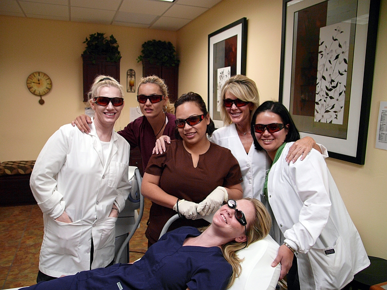 National Laser Institute Medical Aesthetician Training