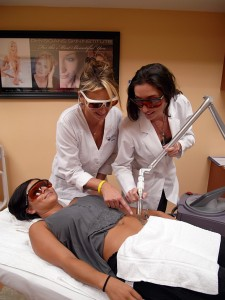Aesthetic Laser Training at National Laser Institute