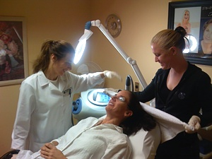medical estheticians
