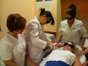 medical esthetics training