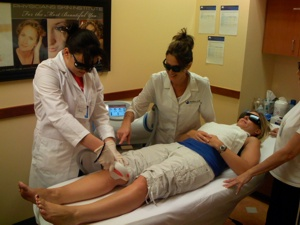 Laser Hair Reduction Training | National Laser Institute