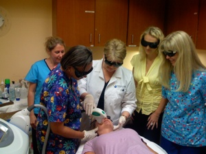 Cosmetic Laser Training Schools