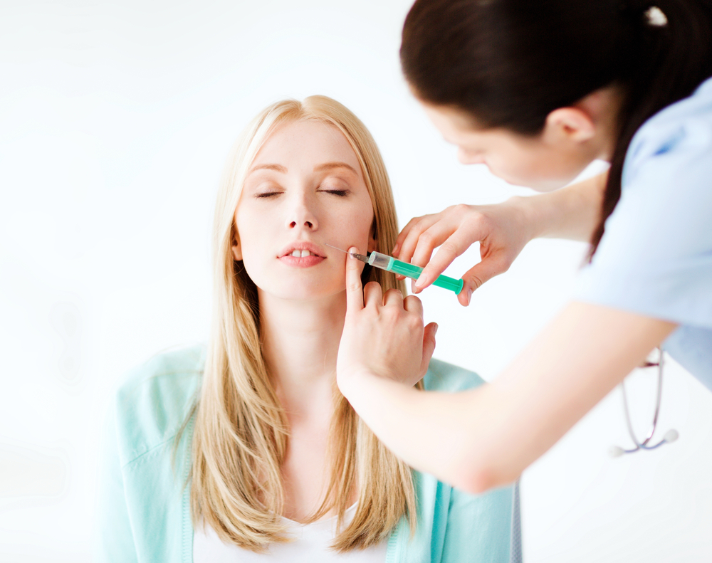 cosmetic nurse