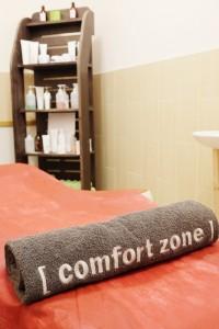Client Comfort Is Key