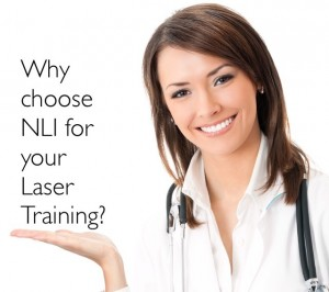 Why Choose NLI For Your Laser Training?