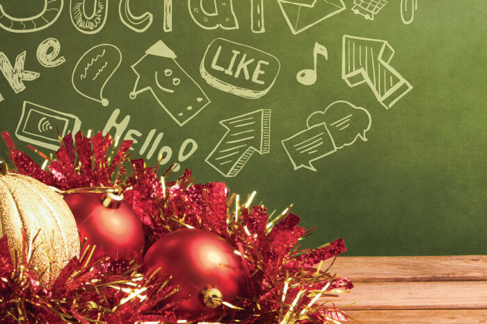 Social Media Tips for the Holiday Season
