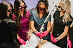Tattoo Removal Training In Dallas