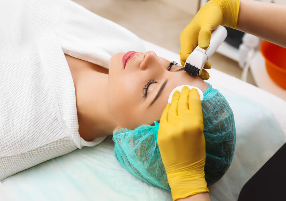 Blended Online Courses Microneedling