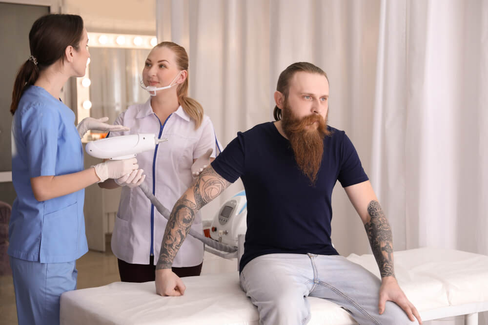 Online Training Laser Tattoo Removal
