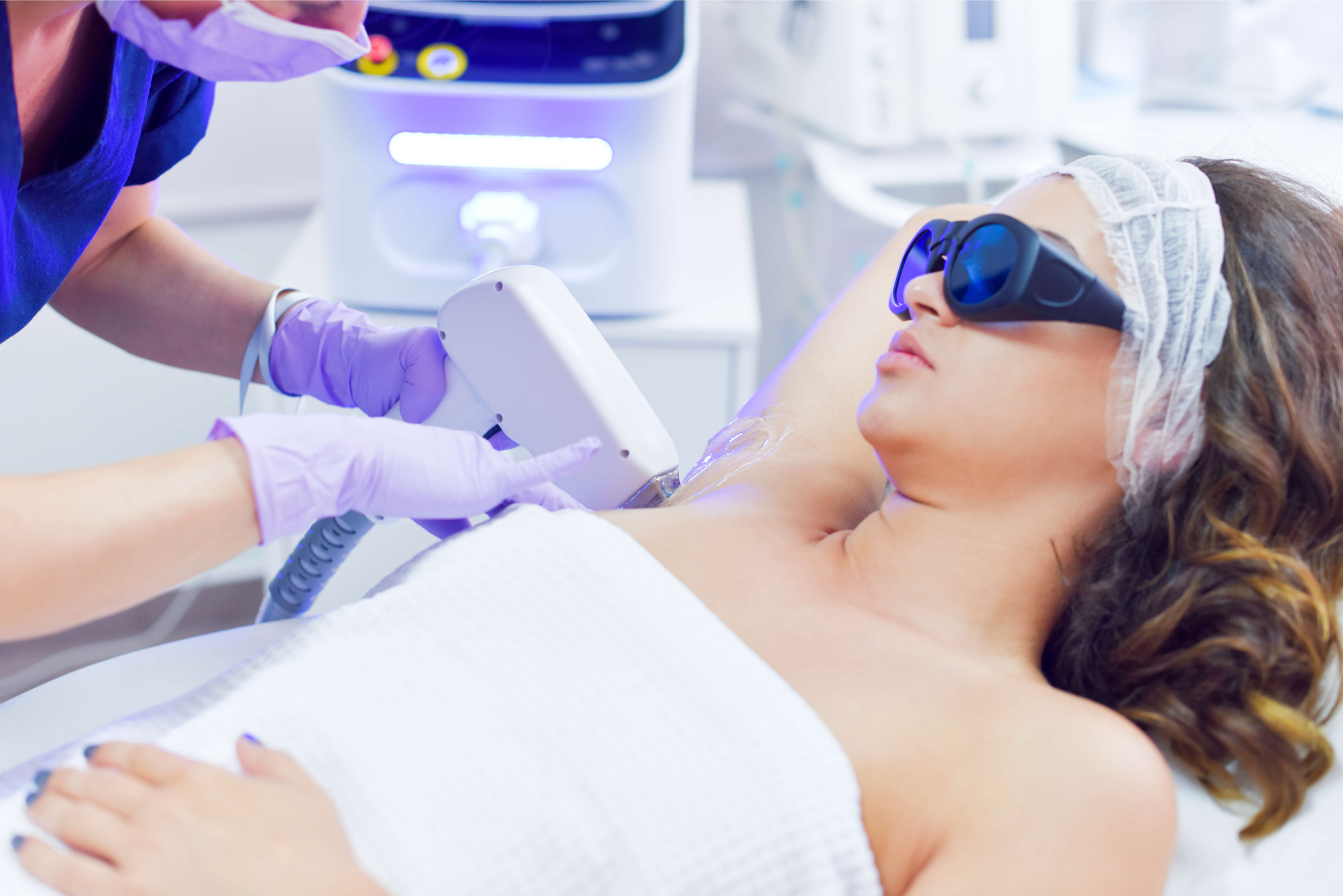 certification laser hair removal texas