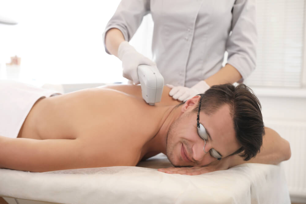phoenix training Laser hair removal