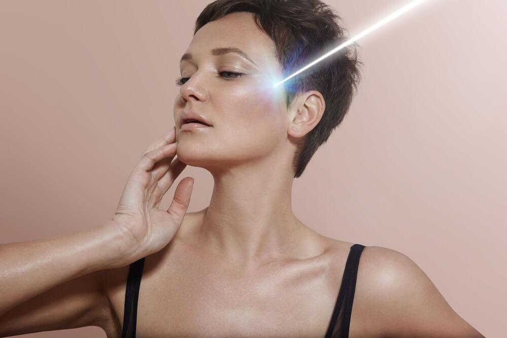 facial laser treatment halo hybrid training scottsdale