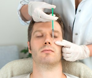 men and the medical aesthetics industry