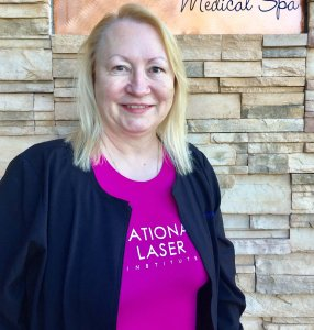 Ardis S  Found A New Career in Medical Aesthetics | National Laser
